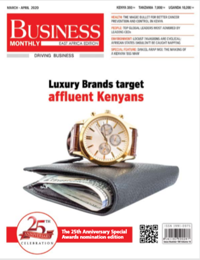 Business Monthly March Issue