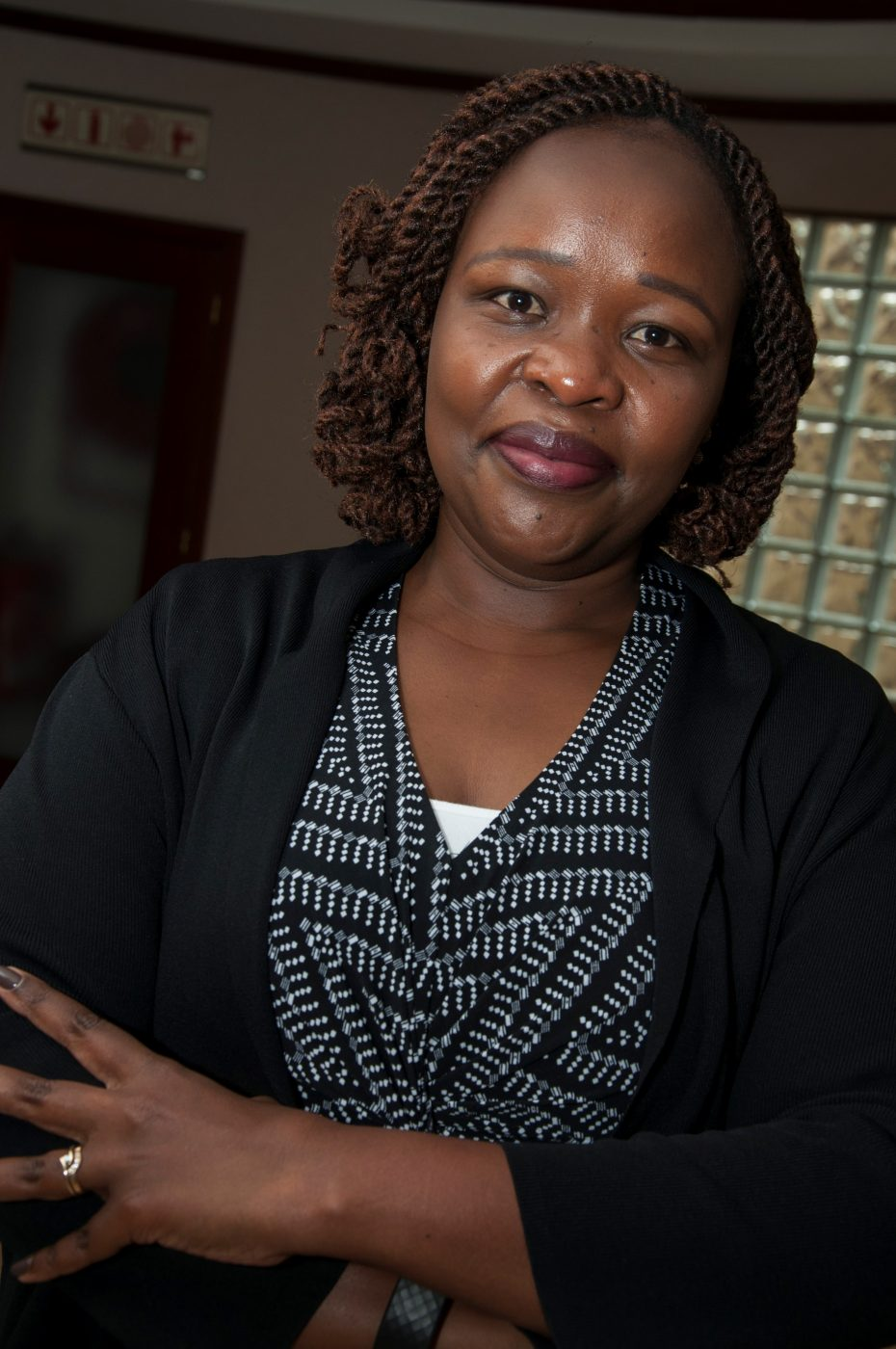 Mary Kinyua